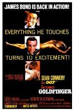 Кино Джеймс Бонд Агент 007: Голдфингер