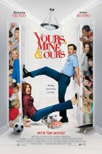 Фильм Твои, мои и наши