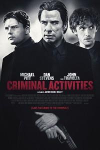 Фильм Преступная деятельность (2015) смотреть онлайн